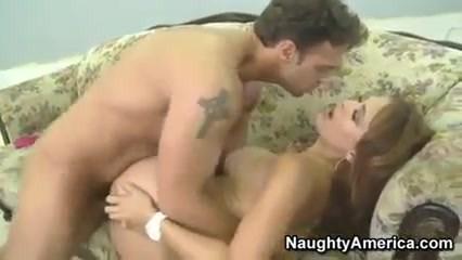Чувственный секс со зрелой милфой